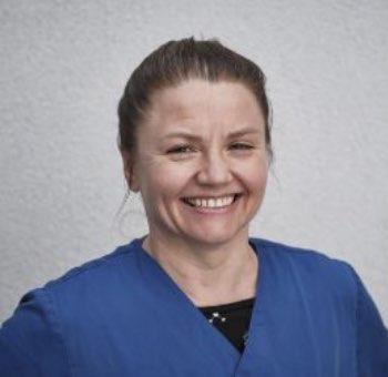 Dr. med.vet.<br/> Tanja Hudert